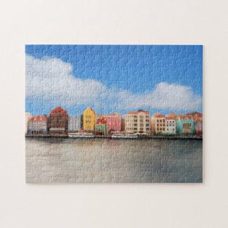Willemstad, Curaçao Puzzle
