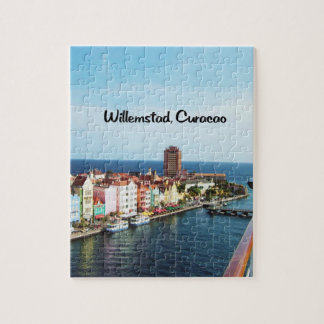 Willemstad Curaçao Puzzle
