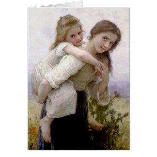 William Adolphe Bouguereau Art Cards