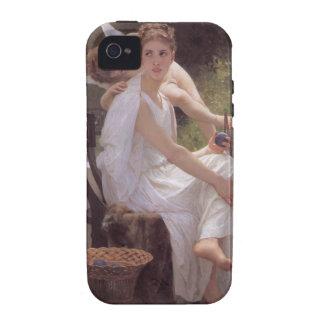 William Adolphe Bouguereau art iPhone 4 Case