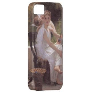William Adolphe Bouguereau art iPhone SE/5/5s Case