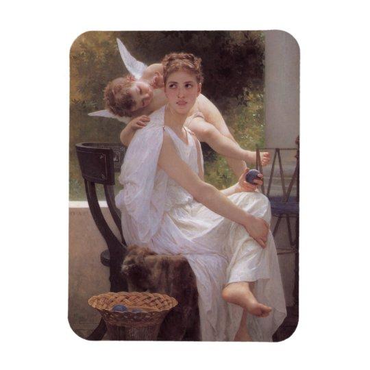 William Adolphe Bouguereau art Magnet