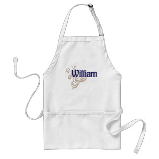 William Adult Apron