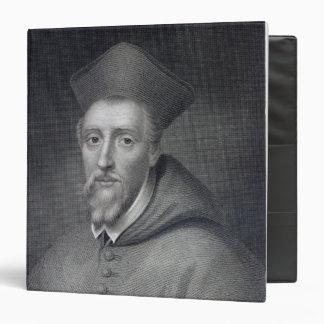William Allen , engraved by J.Cochran 3 Ring Binder