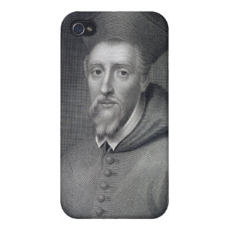 William Allen , engraved by J.Cochran Cover For iPhone 4