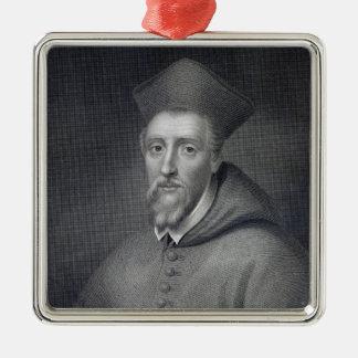 William Allen , engraved by J.Cochran Metal Ornament
