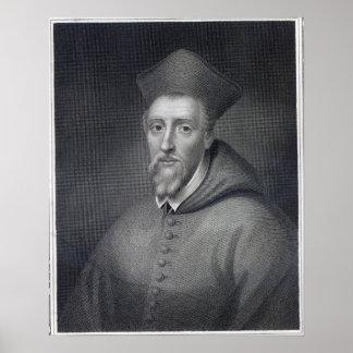 William Allen , engraved by J.Cochran Poster