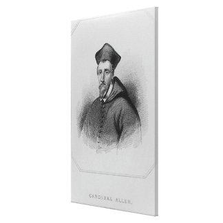 William Allen  from 'Lodge's British Canvas Print