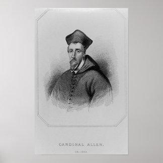 William Allen  from 'Lodge's British Poster