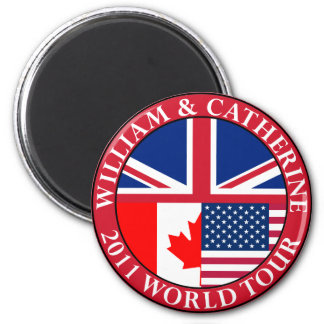 William and Catherine Magnet