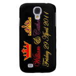 William and Catherine Royal Wedding Galaxy S4 Covers
