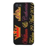 William and Catherine Royal Wedding Covers For iPhone 5