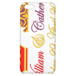 William and Catherine Royal Wedding Cover For iPhone 5C