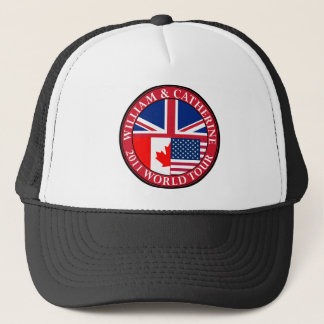 William and Catherine Trucker Hat