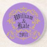 William and Kate 2011 Beverage Coasters