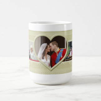William and Kate for Ever Classic White Coffee Mug