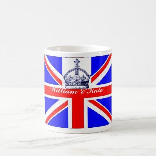 William and Kate mug