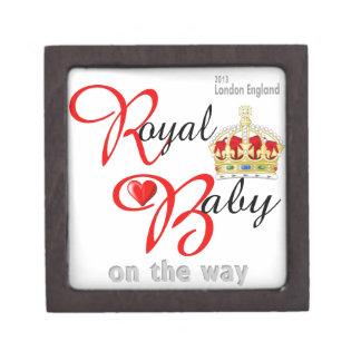 William and Kate Royal Baby on the way Keepsake Box