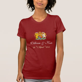 William And Kate Royal Couple T-Shirt