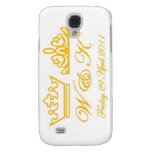 William and Kate Royal Wedding Samsung Galaxy S4 Case