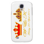 William and Kate Royal Wedding Galaxy S4 Cover