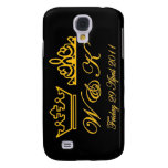 William and Kate Royal Wedding Galaxy S4 Covers