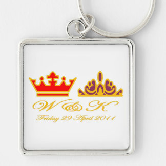 William and Kate Royal Wedding Keychain