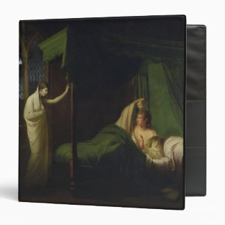 William and Margaret from the 'Reliques of Ancient 3 Ring Binder