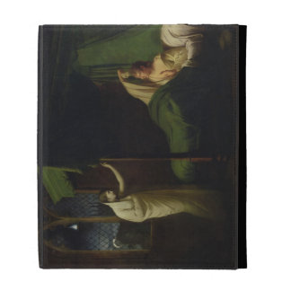 William and Margaret from the 'Reliques of Ancient iPad Folio Cover