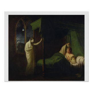 William and Margaret from the 'Reliques of Ancient Poster