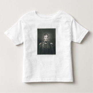 William Bainbridge (1774-1833) engraved by George Toddler T-shirt