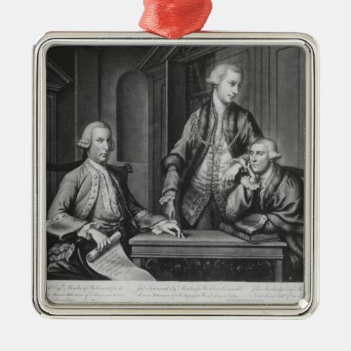 William Beckford  James Townsend Ornaments