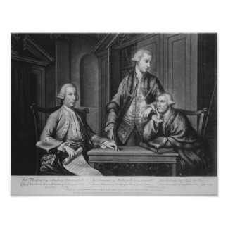 William Beckford  James Townsend Poster