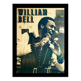 William Bell at Wattstax Post Card
