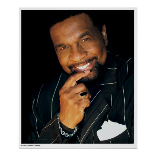 William Bell Color Publicity Photo by Wilbe Record Posters