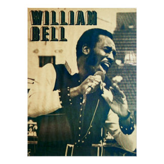 William Bell Poster Wattstax