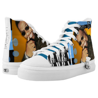 William Bell R&B Wilbe Records Shoe Printed Shoes
