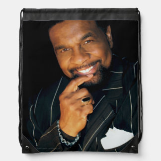 William Bell Recording Artist and Music Pioneer Drawstring Backpack