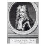 William Bentinck, 1st Earl of Portland Postcard
