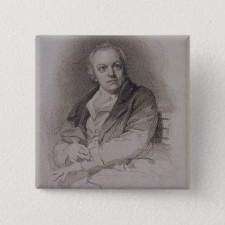 William Blake (1757-1827) engraved by Luigi Schiav Button
