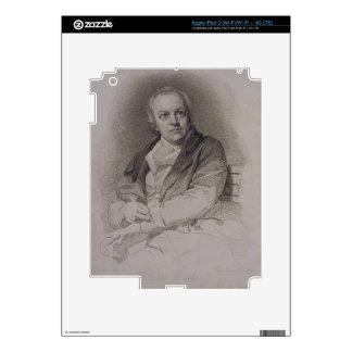 William Blake (1757-1827) engraved by Luigi Schiav Decals For iPad 3