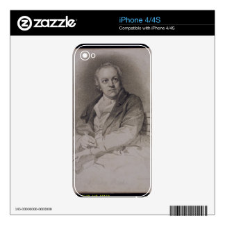 William Blake (1757-1827) engraved by Luigi Schiav Decals For iPhone 4