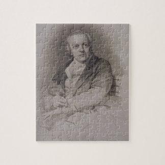 William Blake (1757-1827) engraved by Luigi Schiav Jigsaw Puzzle