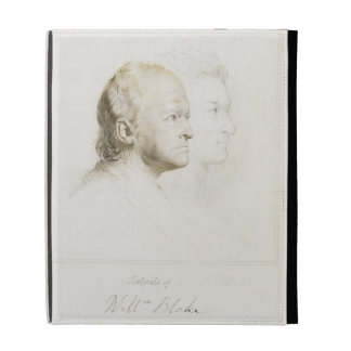 William Blake (1757-1827) in Youth and Age (graphi iPad Cases