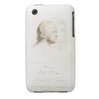 William Blake (1757-1827) in Youth and Age (graphi iPhone 3 Case-Mate Case