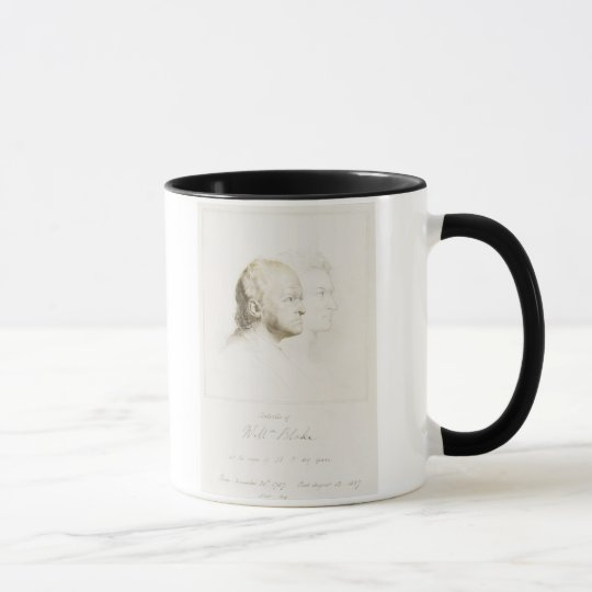 William Blake (1757-1827) in Youth and Age (graphi Mug