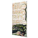 William Blake | A Poison Tree Canvas Print