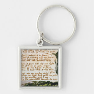 William Blake | A Poison Tree Keychain