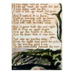 William Blake | A Poison Tree Postcard