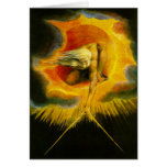 William Blake Ancient of Days Card